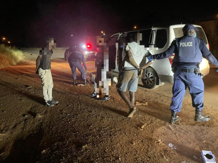 Tyre Thieves Arrested